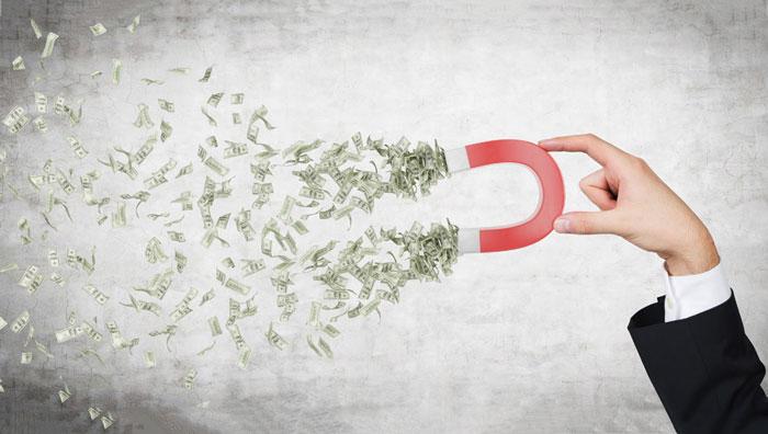 جمله های تاکیدی برای جذب ثروت در قانون جذب