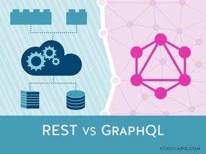 فرق graphql و rest