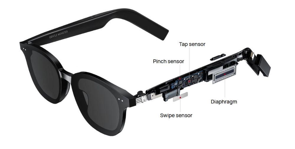 عینک هوشمند هواوی