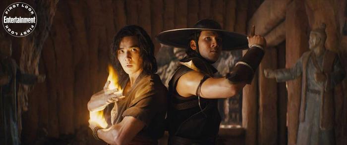 اولین تصاویر فیلم Mortal Kombat 2021