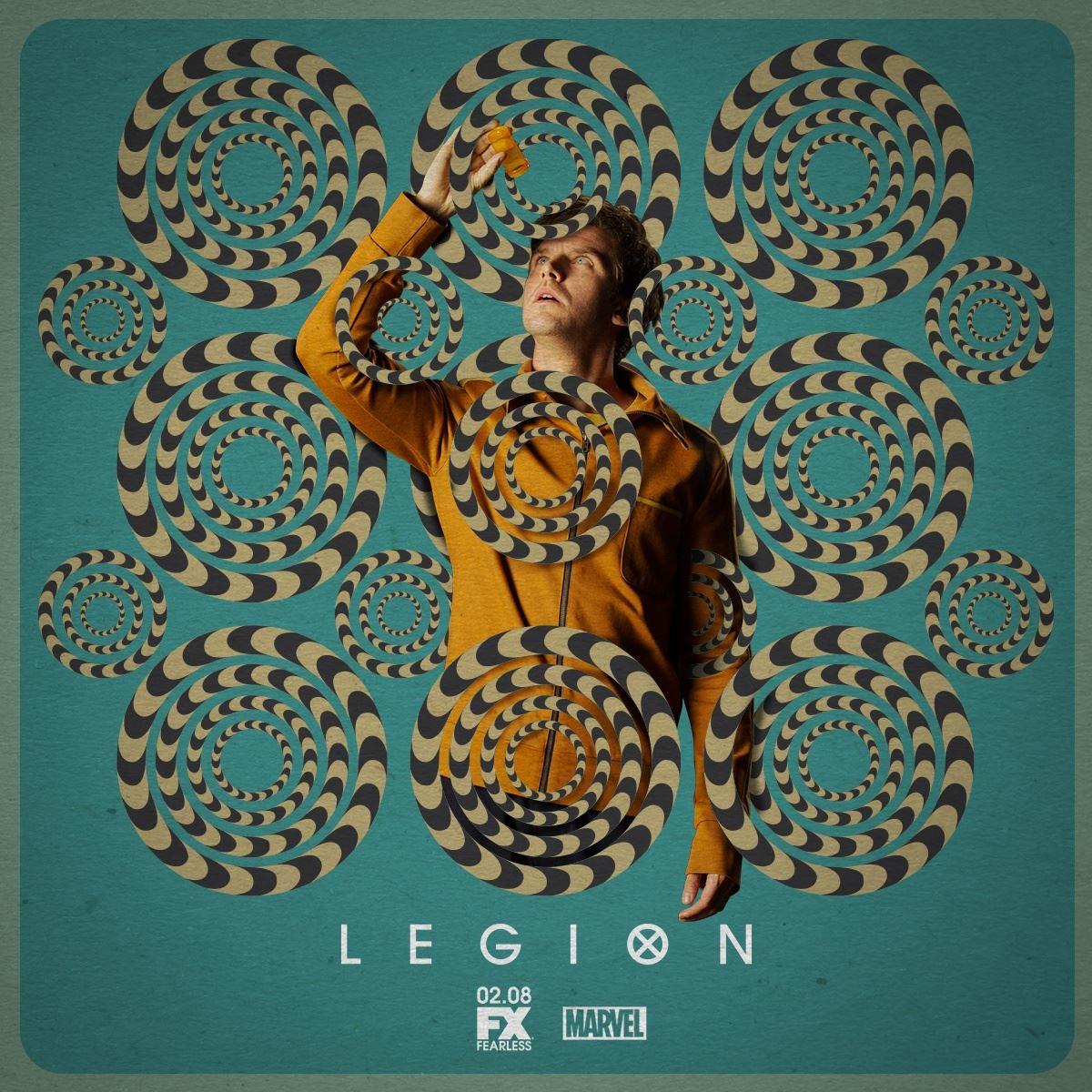 چرا باید Legion را دید؛ ذهنهای حقه باز
