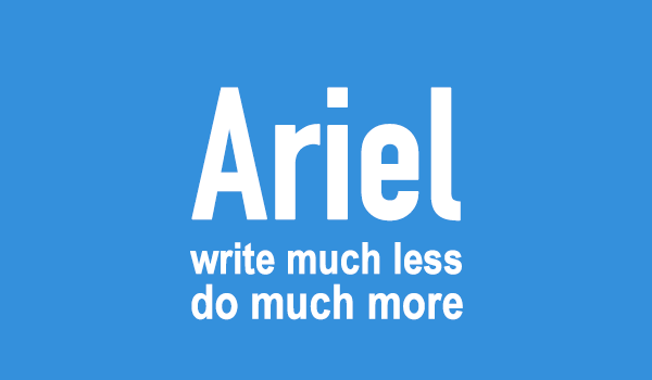 توسعه پنل مدیریت با laravel و پکیج Ariel