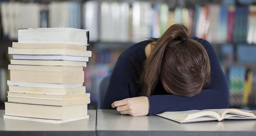 بررسی علل فرسودگی تحصیلی دانشجویان