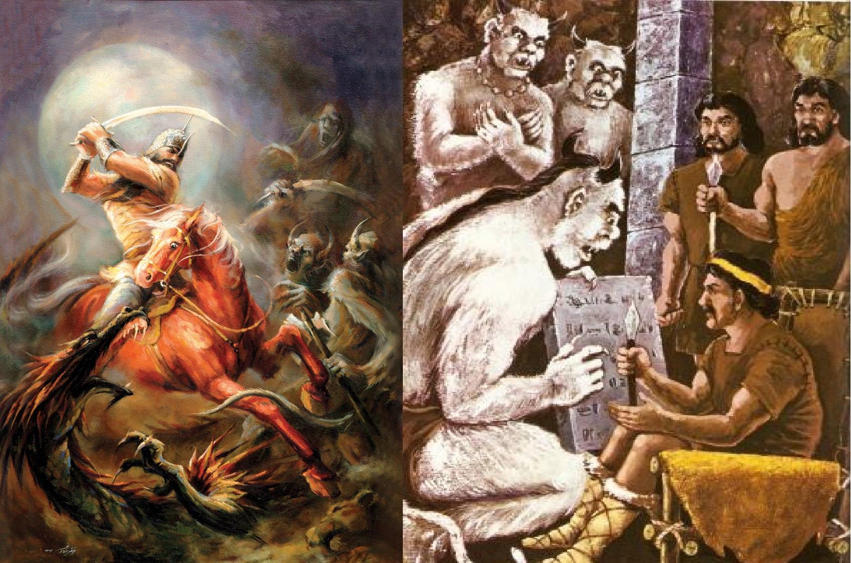 گسترش شاهنامه در فرهنگ جهان؛ شاهنامه عربی (۷)