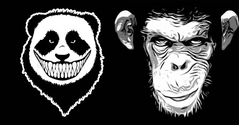 شیطان میمونها؛ اهریمن پانداها و یک پرسش از شما