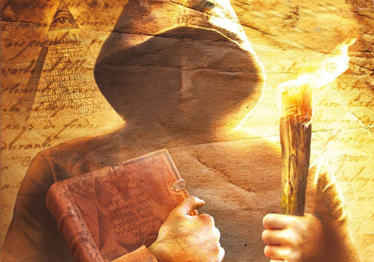 خدا «تاریکی» است نه نور!