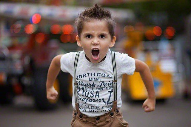وقتی کودکم میگوید: ازت بدم میاد!