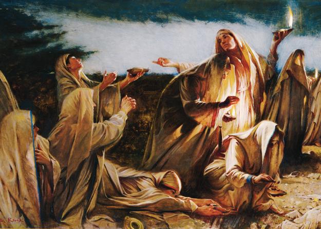 چرا پیامبر یا مُرشد «زن» نداریم؟
