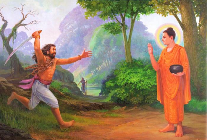 حکایت قاتلی که اسیر «بودا» شد