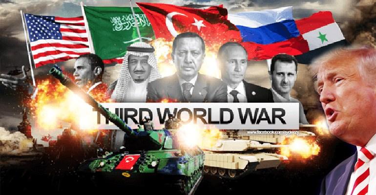 به یک جنگ جهانی نیاز است!