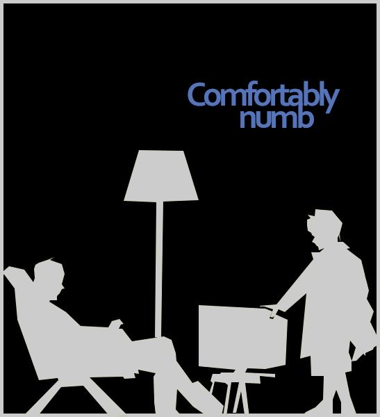 برگردان Comfortably Numb از «پینک فلوید»
