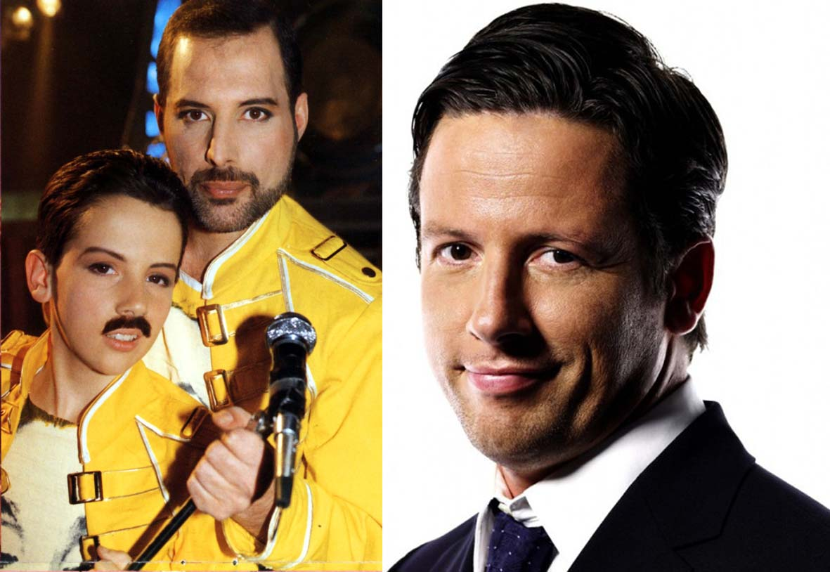 Ross McCall - Now & Then!