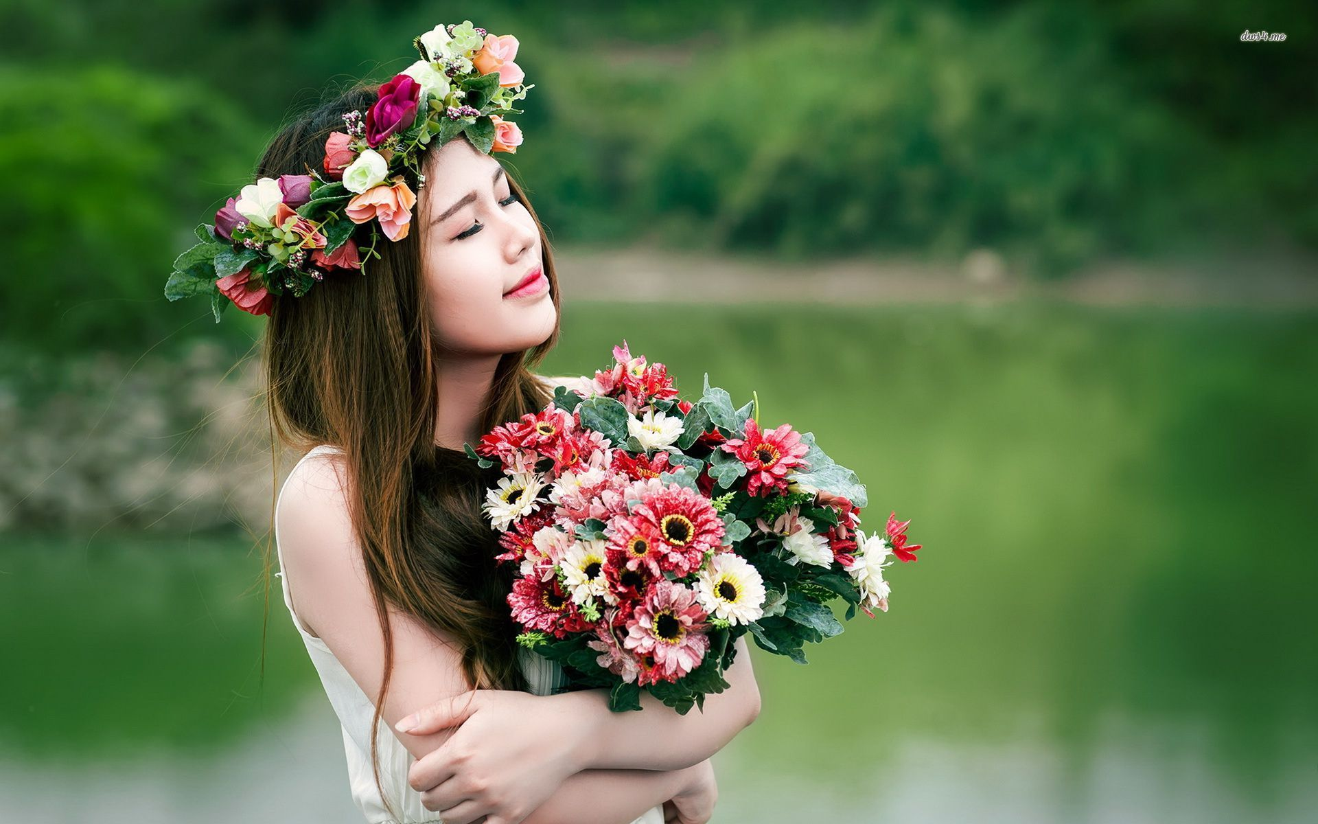 آیا گلها زیبا هستند؟!