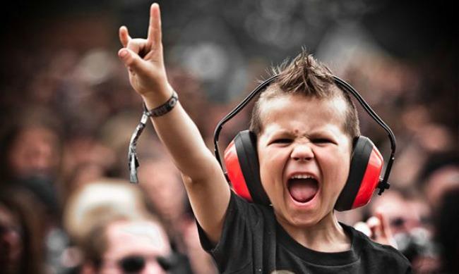 گوش دادن به راک و متال، بدون سردرد!