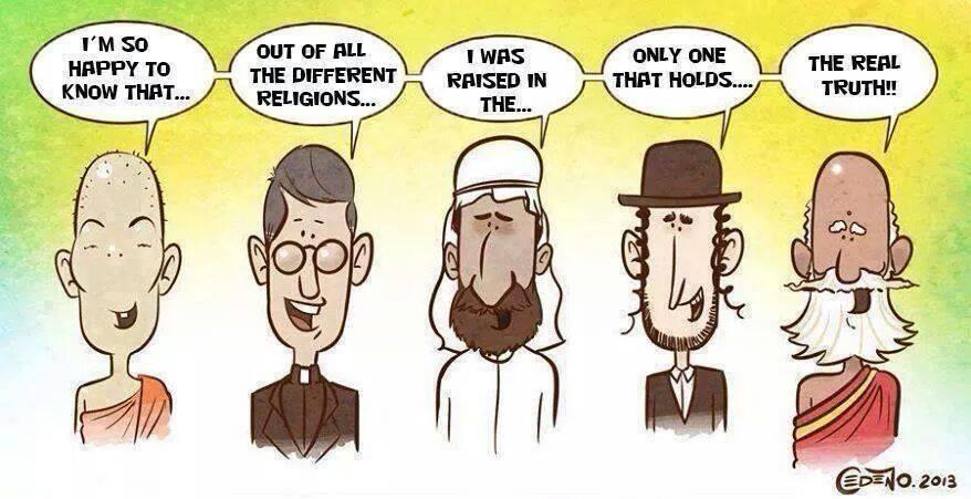 مذهبیها مذهبی نیستند!
