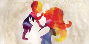هنر «مادر شدن»