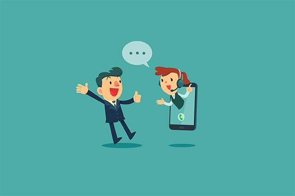 هیچ وقت با #مشتری که عصبانیه یا ناراحته منطقی صحبت نکنید!!