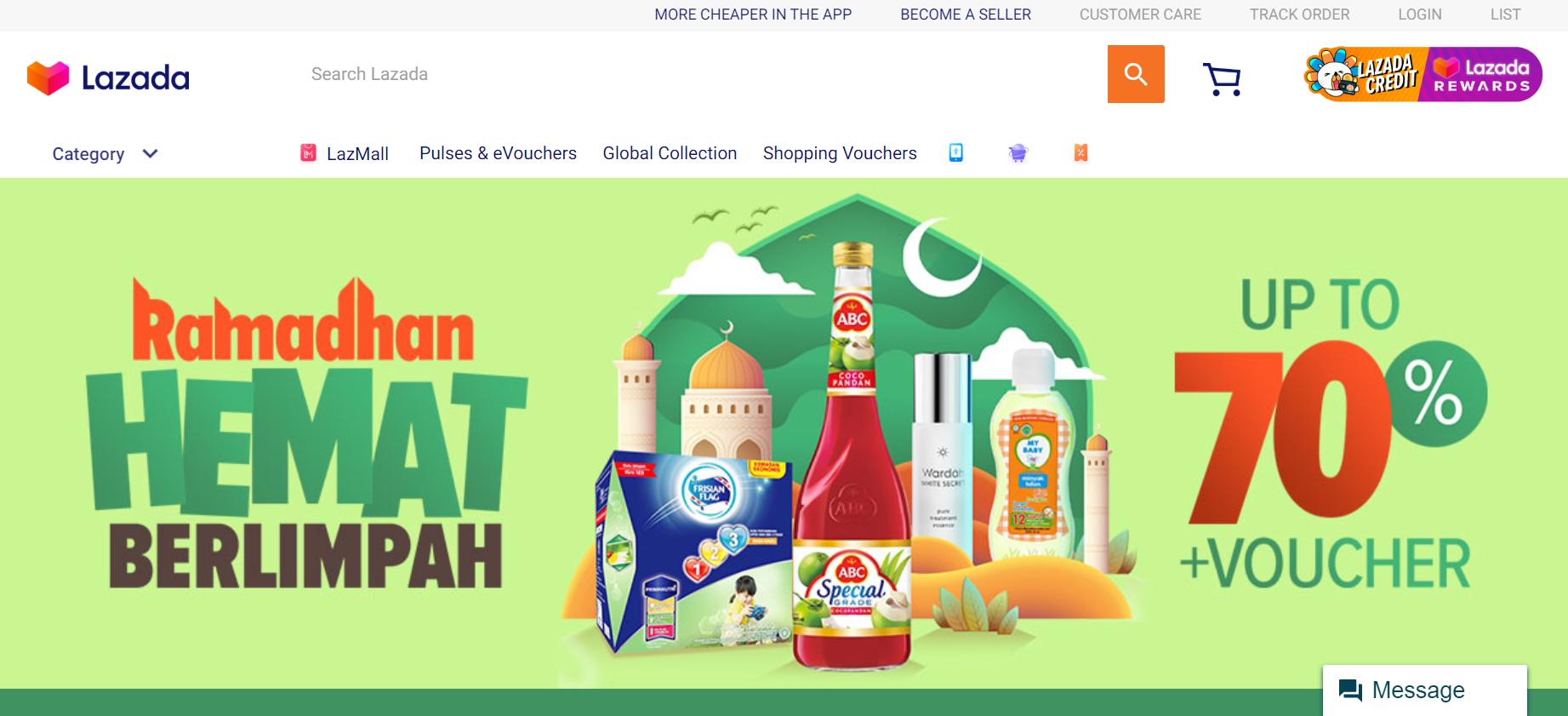 فروشگاه اینترنتی کشور های جهان و نحوه فروش در آنها) اندونزی