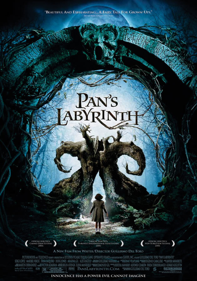 معرفی فیلم هزار توی پن  pan's labyrinth