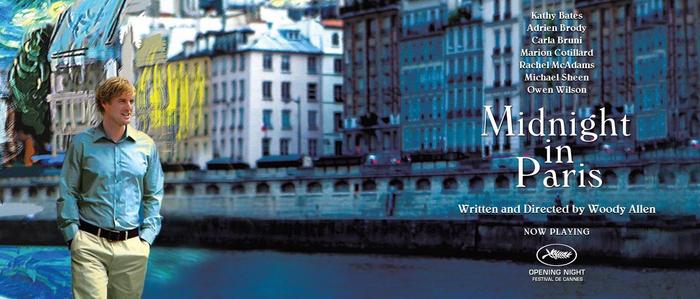 معرفی فیلم نیمه شب در پاریس ، یک شاهکار خاص
