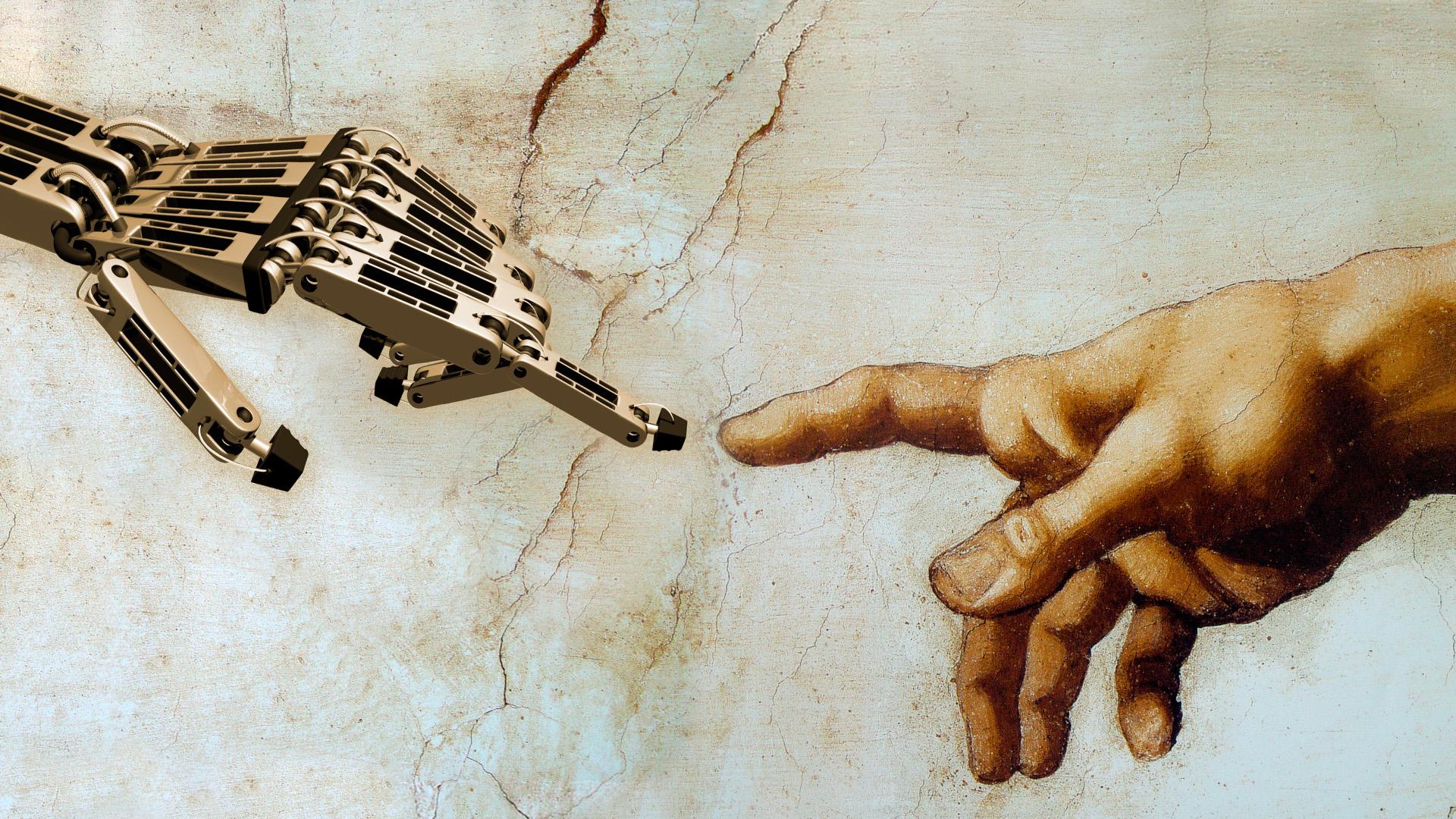 داستان انقلابی که در آزمایشگاه های بزرگ و اتاق های کوچک در جریان است! AI & IOT