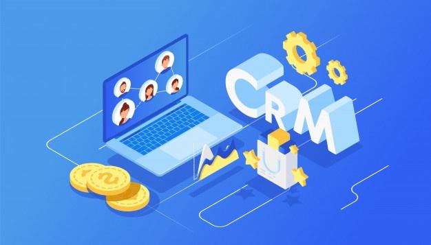 نرم افزار CRM تحت وب