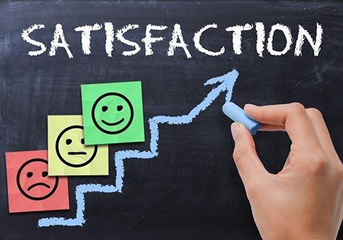 رضایت مشتری با یک نرم افزار ساده و تخصصی