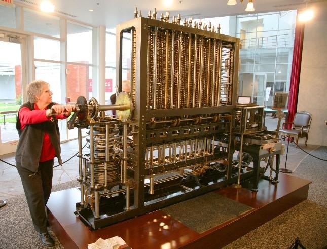 دستگاهی که توسط ببج طراحی شده بود توسط موزه علم لندن در سال 1991 ساخته شد.