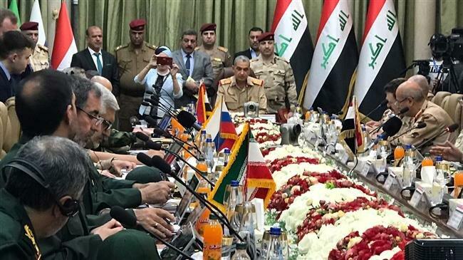 ثمرات پیروزی ایران در سوریه