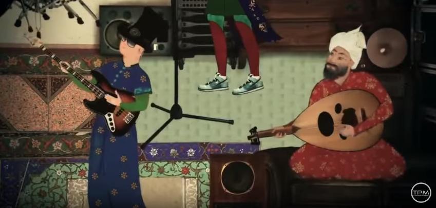 موسیقی ایرانی از ساسانیان تا اینستاگرامیان