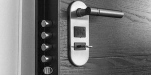 نحوه تعویض قفل درب ضد سرقت