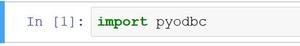 چگونه jupyter notebook را به SQL Server متصل کنیم؟