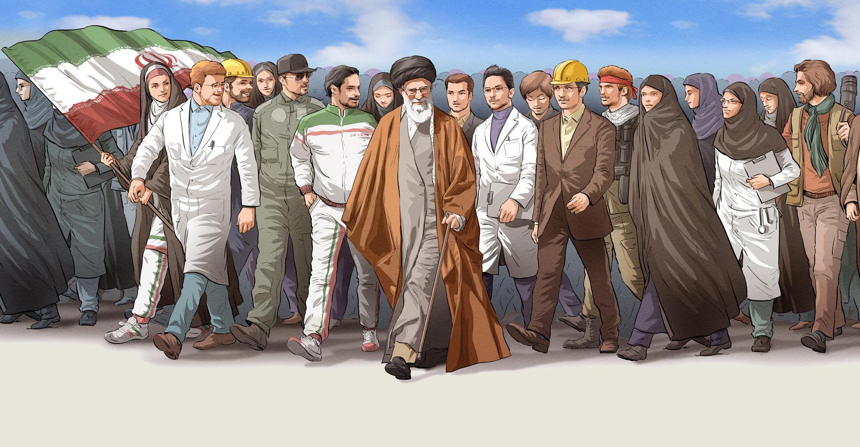 گام اولِ گام دوم انقلاب