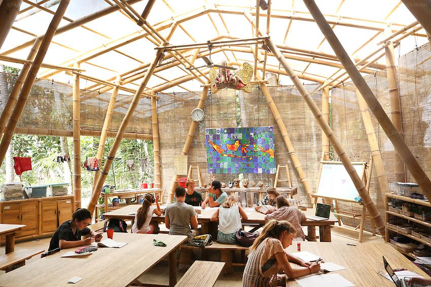 مدرسه بالی