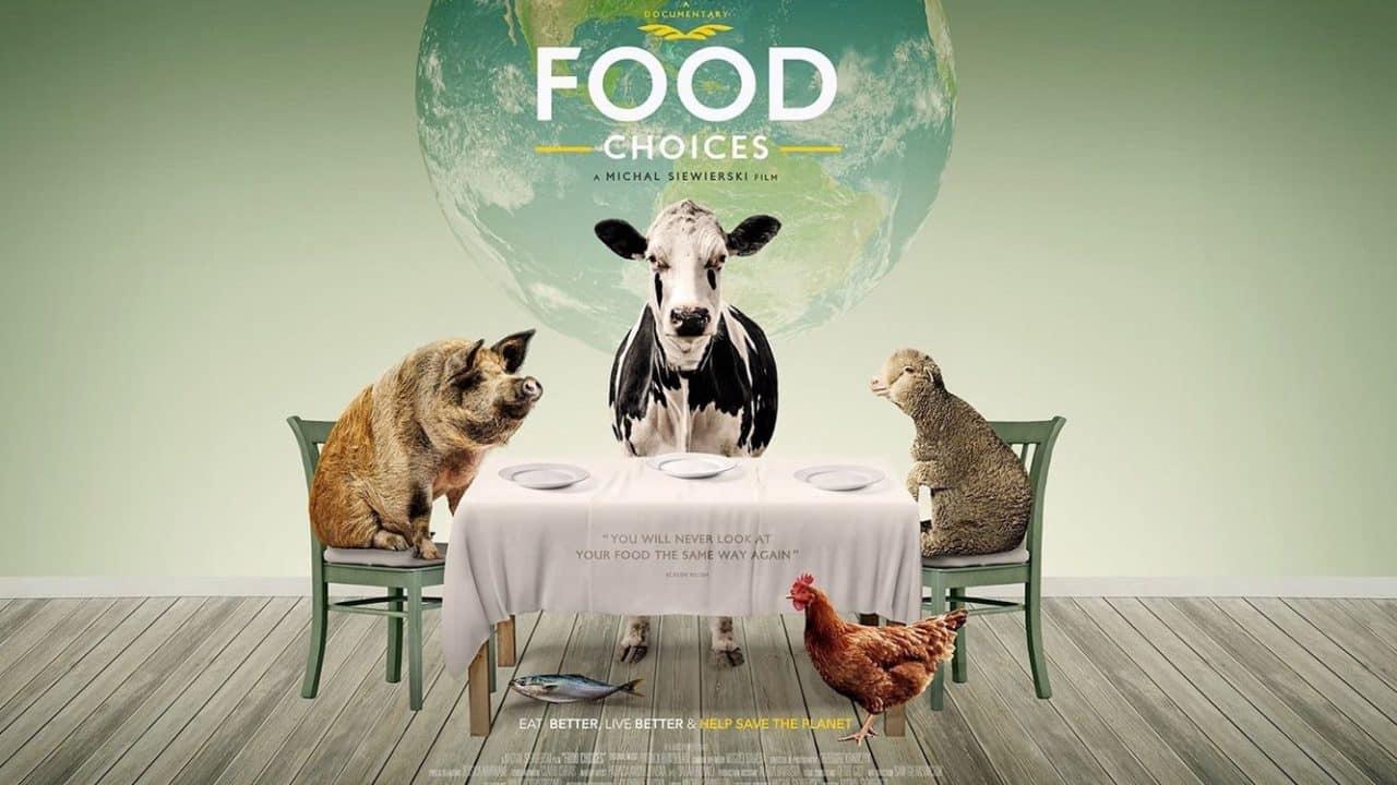 مستند انتخاب غذا 2016