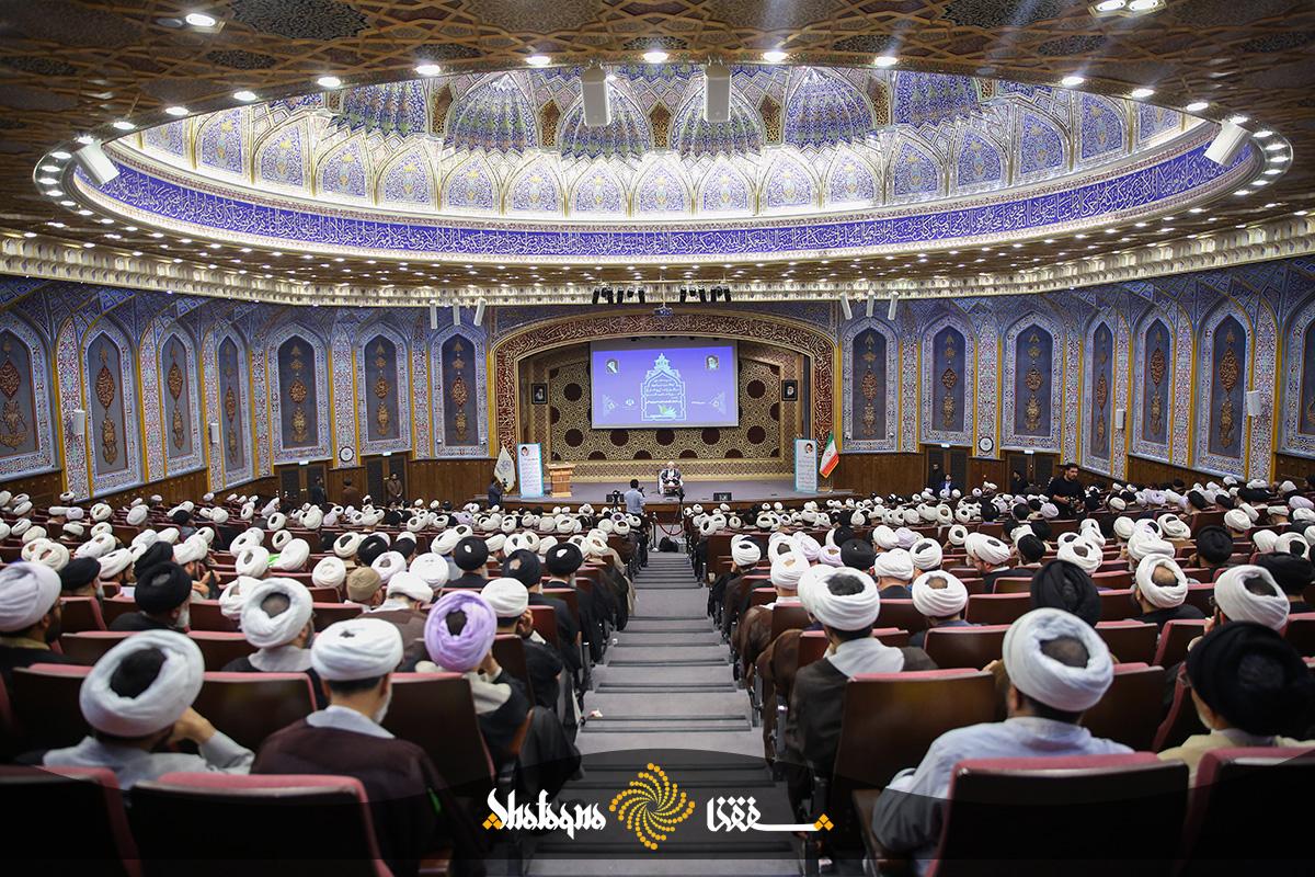 گردهمایی اساتید حوزه علمیه قم، عکس: شفقنا