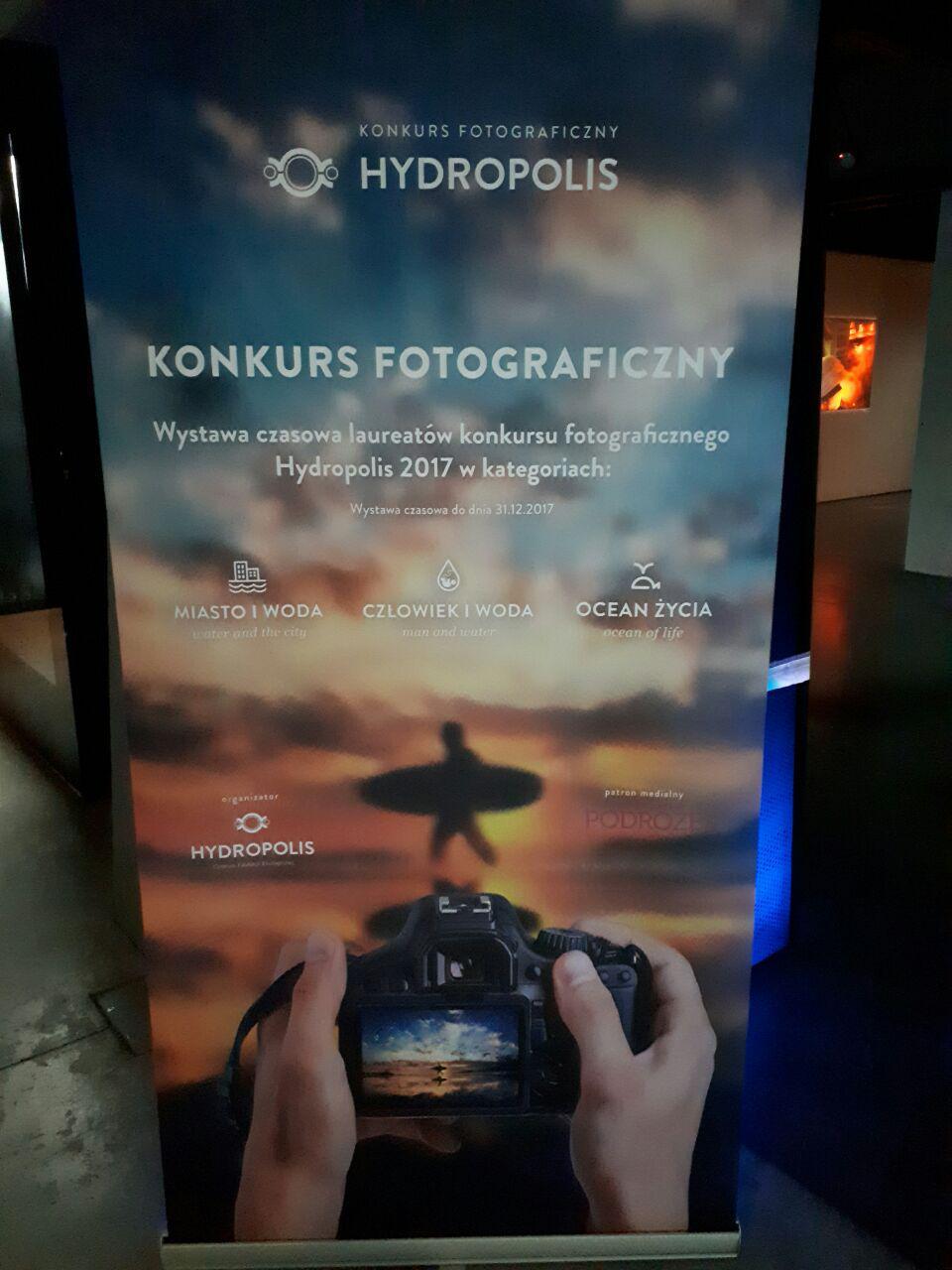 نمایشگاه عکاسی آب