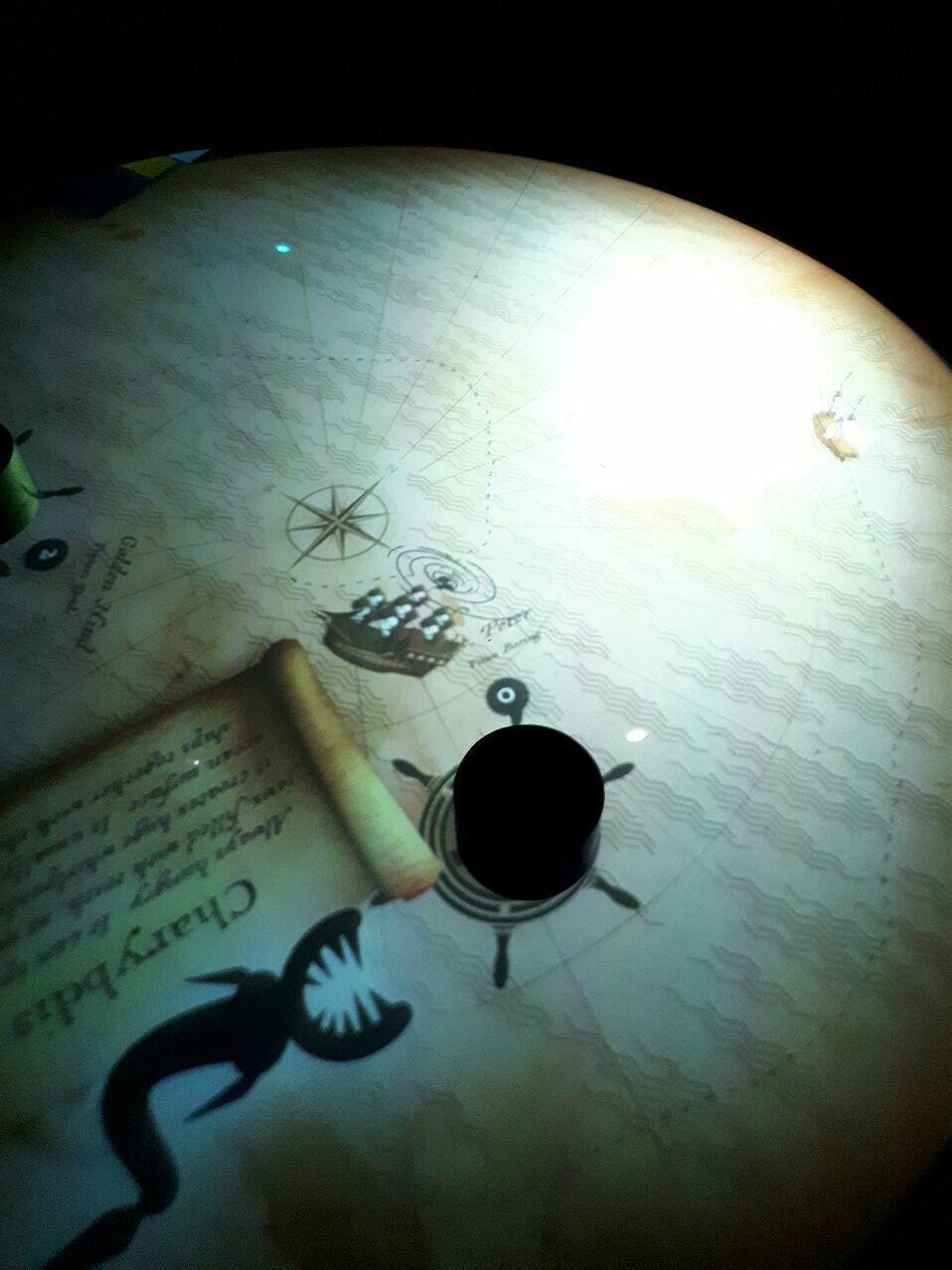 بازی دزدان دریایی