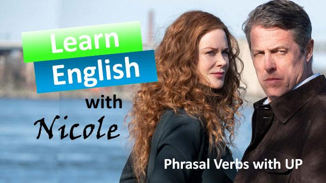 Phrasal Verbs with UP