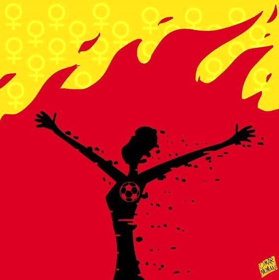 طرح عمر مومانی طراح و کارتونیست سرشناس سایت گل
