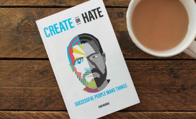 سفیدخوانی کتاب خلق یا نفرت از دن نوریس