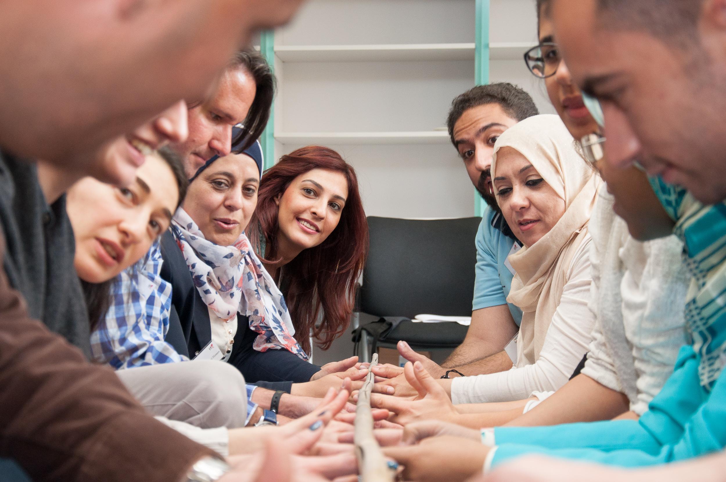 یک فرصت عالی کارآموزی برای روابط بینالمللی فرهنگی