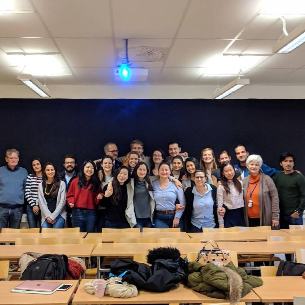 بورس تحصیلی اتحادیه اروپا: اراسموس موندوس
