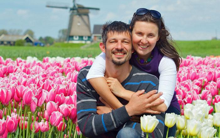 انواع زندگی مشترک در هلند: چرا هلندیها کم ازدواج میکنند