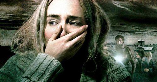 سکوت کنید! نقد فیلم ترسناک یک جای ساکت
