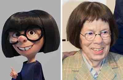 Edna Moda – Linda Hunt