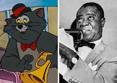 Scat Cat – Louis Armstrong