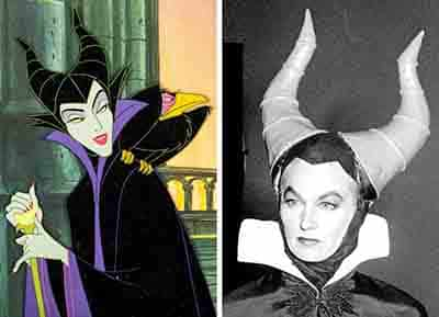 Maleficent – Eleanor Audley