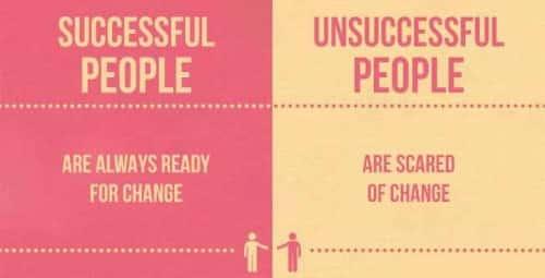 8 تفاوت میان افراد موفق و ناموفق