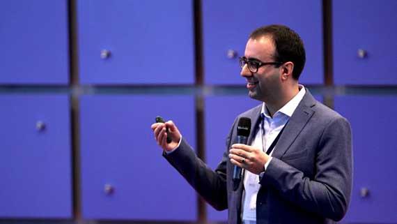 آشنایی با مشاهیر؛ دکتر شهاب اناری